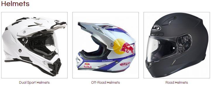 Drive Safe With Motorbike Helmets