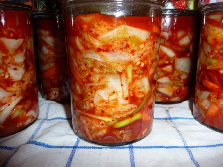Da Deifi kochd: Kimchi