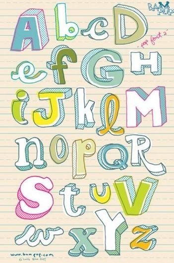 Beautiful Hand Drawn Typography - Smashing Magazine | Smashing Magazine