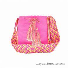 Authentic Wayuu Mochila Bag - 313