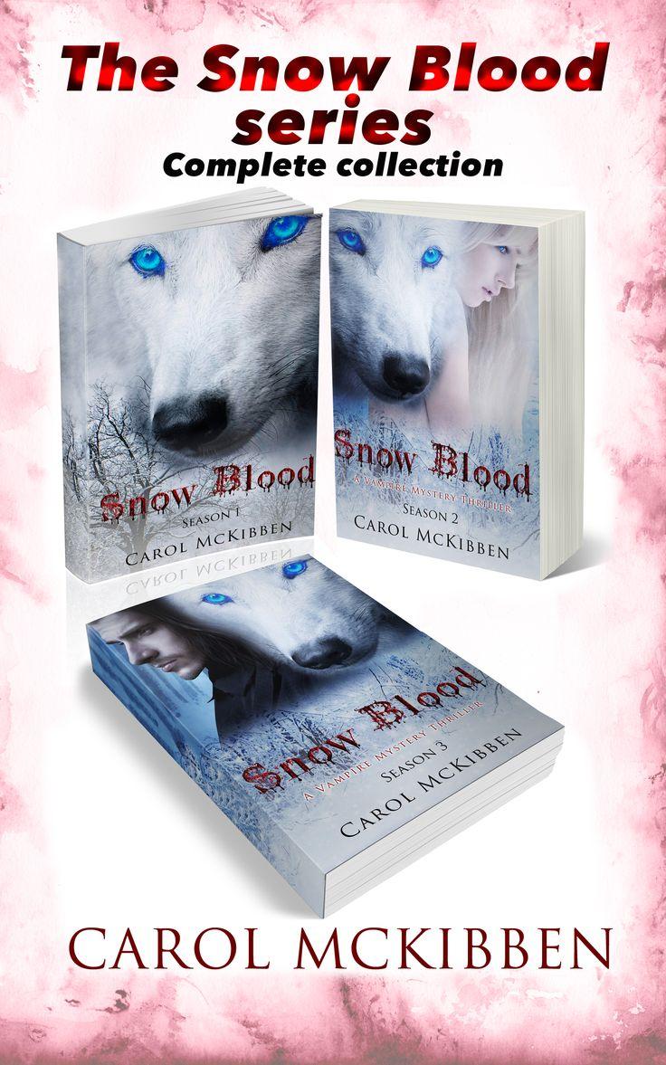 Snow Bloodpilation: Seasons 1  3  Paranormal Romance Ebook  Bookzio  More