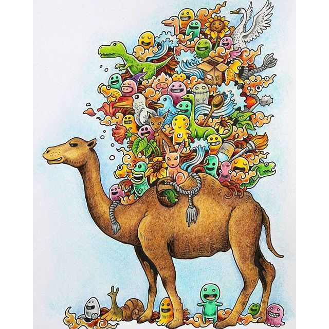 168 Best Doodle Invasion Images On Pinterest