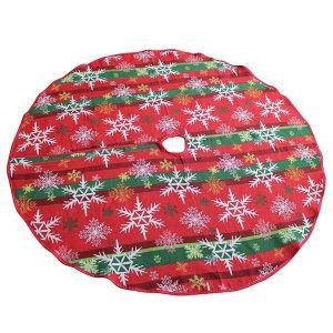 Kobereček pod vánoční stromek, vločka
