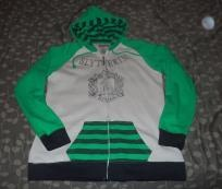 Harry Potter Slytherin Hoodie XXL Junior Size