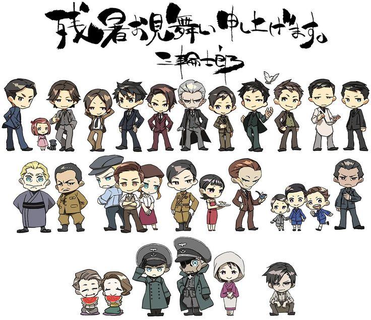 三輪士郎/ShirowMiwa(@zi38)さん   Twitter