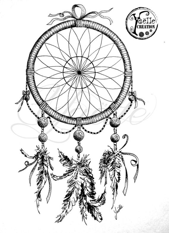 130 best images about coloriage attrapes reves on pinterest wolves dream catcher tattoo and. Black Bedroom Furniture Sets. Home Design Ideas