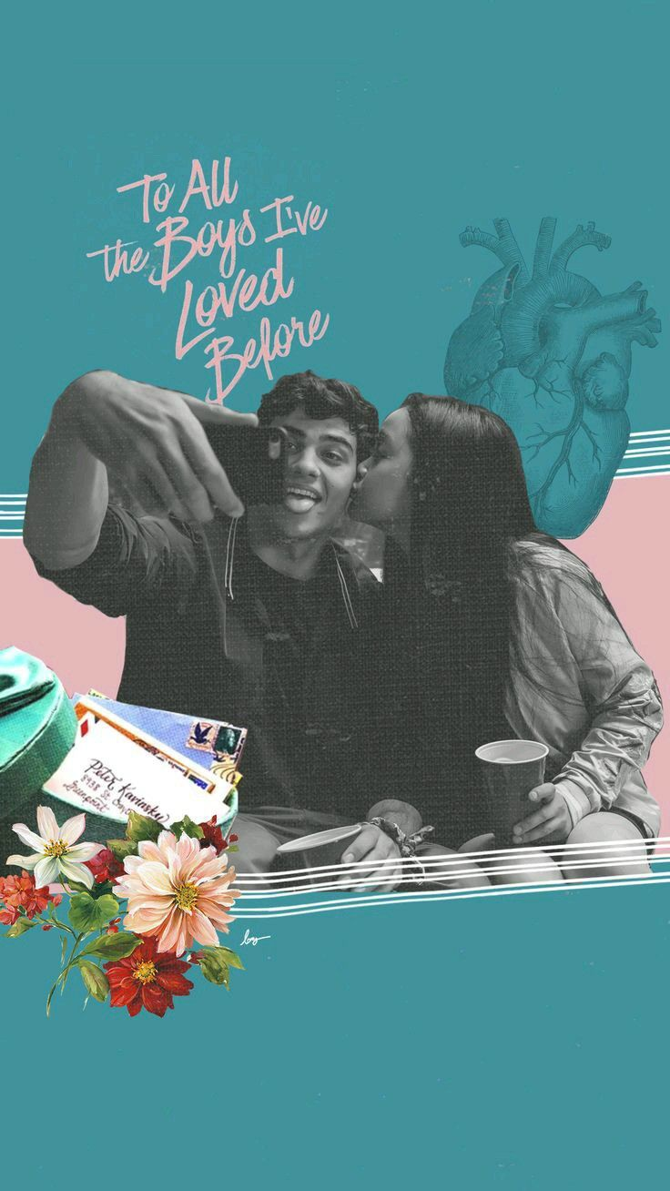 Peter And Lara Jean Noah Centineo And Lana Condor To All The Boys