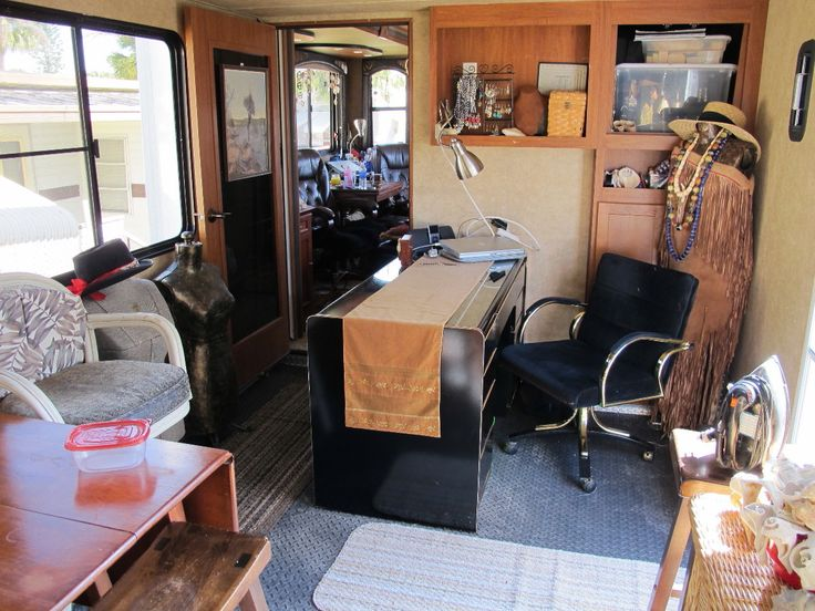 The 20 best images about RV Living - Enclosed Trailer Conversions ...