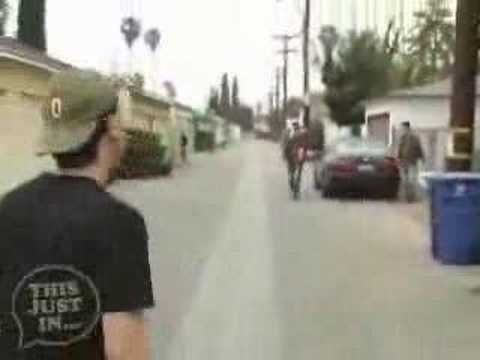 David Blaine Street Magic (Parts I & II) - YouTube