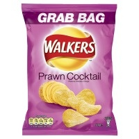 Walkers Prawn Cocktail Crisps- tried these in London- yum!!!!