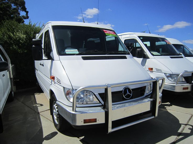 Mercedes-Benz Sprinter 316 cdi 2003 with only 31,000kms at www.paramountmotorsperth.com