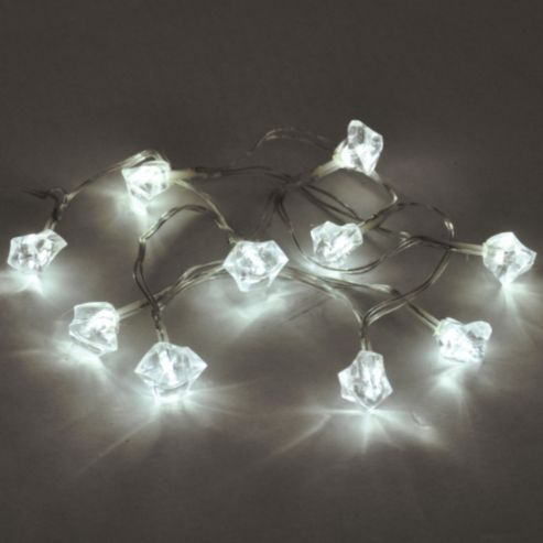 Led String Lights Tesco : 1000+ ideas about Battery Operated String Lights on Pinterest Battery operated lights, Table ...