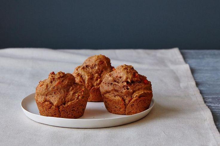 Whole Grain Sweet Potato Muffins recipe on Food52