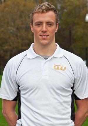 Robbie Renwick Scottish Olynpic swimmer