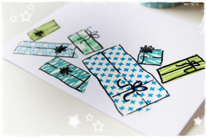 Lila-Lotta Adventskalender 2014 - Türchen Nr. 4 ~ Lila-Lotta Masking Tape!