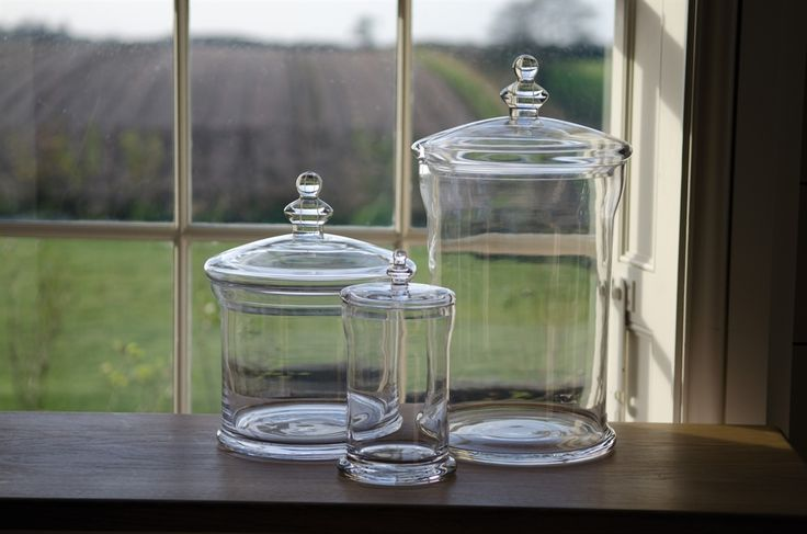 Neptune Belmont Small Glass Jar
