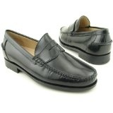Rockport Men's Laron Penny Loafer,Black Brushoff,9 W US (Apparel)  #Shoe