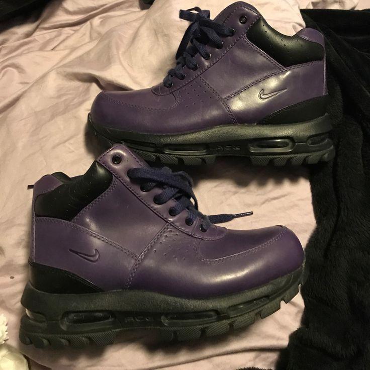 Nike ACG Shoes | Nike Air Max Goadome Acg Boot Deep Purple