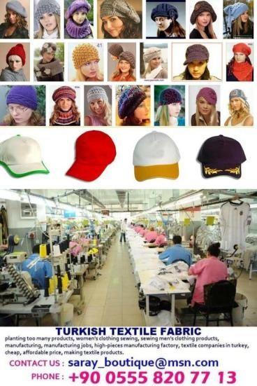 düşük fiyat yüksek kaliteli üretim, erkek bayan moda, kostüm, spor giyim, tişört, ceket, kaban, ev tekstili, bayan iç giyim, yazlık ve kışlık elbiseler üretimi, yatak örtüsü imalatı,  nevresim takımı, tül ve perde takımı, dokuma örme şapka imalatı, promosyon tekstil malzemeleri imalatı yapan firmalar.