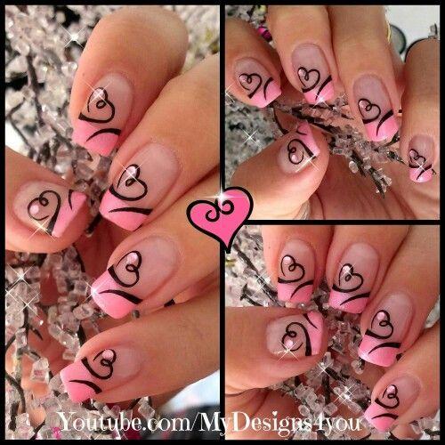 Valentin nails