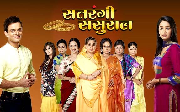 Satrangi Sasural is an Indian comedy show broadcasting on Zee TV channel since 3 December 2014. The show is airing Mon-Fri at 10PM. The show is a remake of the popular Marathi television series Honar Sun Me Hya Gharchi which is aired on Zee Marathi. #SatrangiSasural