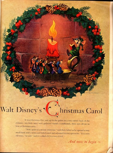 Deja View: Disney's Christmas Carol 1957