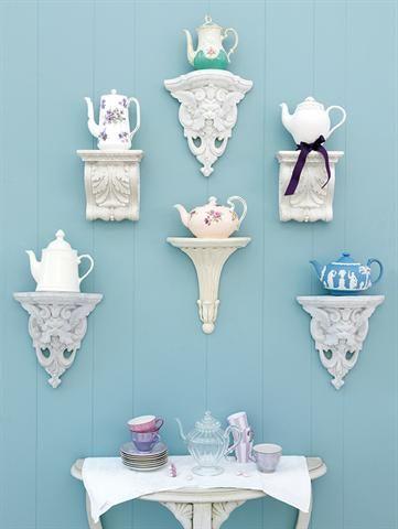 Alice in Wonderland kitchen tea/Alice in Wonderland kombuistee