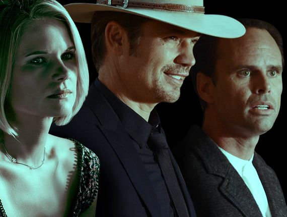 Watch the Final Episode of Justified with Timothy Olyphant, Walton Goggins, and Joelle Carter | Omaze