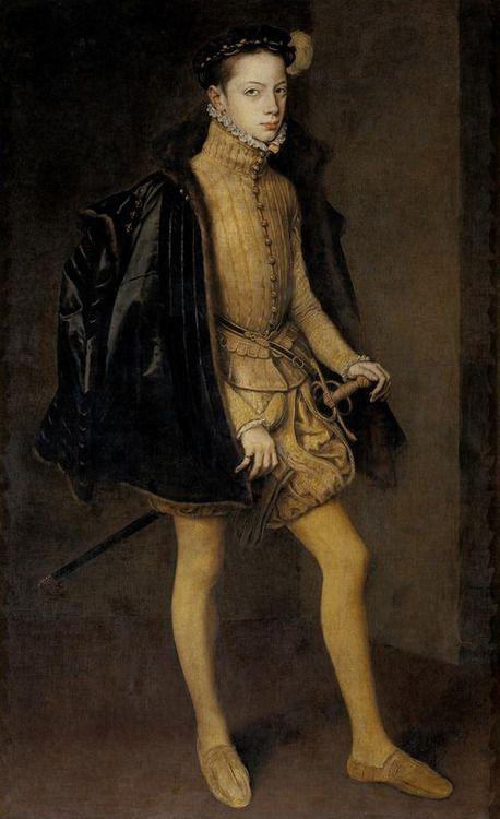 Alessandro Farnese by Mor   antonis mor alessandro farnese 2nd half 16th century