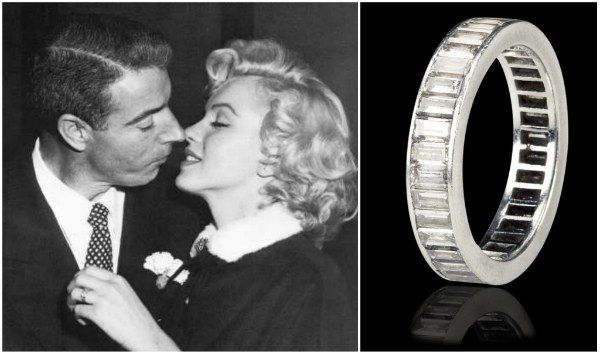 Breakup Bling: Celebrities Who Auctioned Off Their Wedding Rings ...