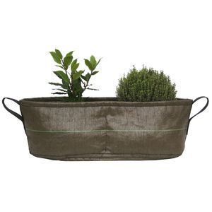 Bacsac (terrible name), but cool lightweight/flexi bags for plants!
