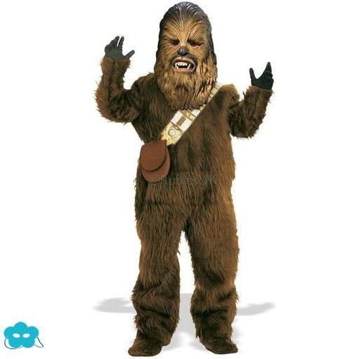 Disfraz de Chewbacca Star Wars luxury para hombre