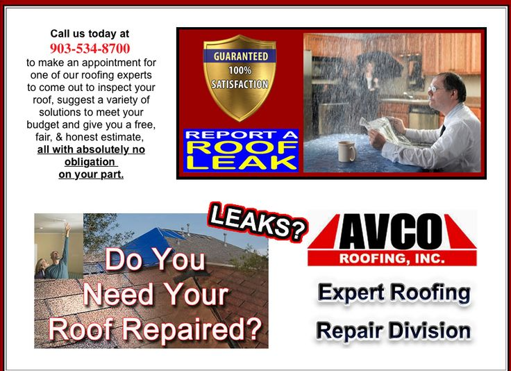 East Texas wwwavcoroofing Avco will professionally find - roofing estimate