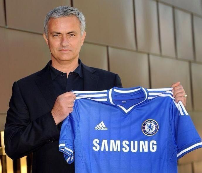 The Special One is back ...