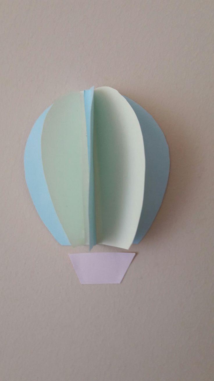 Bebek odası duvar süsü(balon)