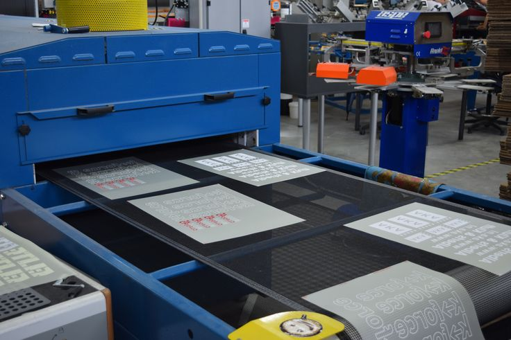 Using the best #technology to #decorate your #tshirts! #RadicureD @mrcompanies #MostEnergyEfficient #electric #dryer #screenprinting #screentransfer #printing http://bit.ly/1BGVj3H