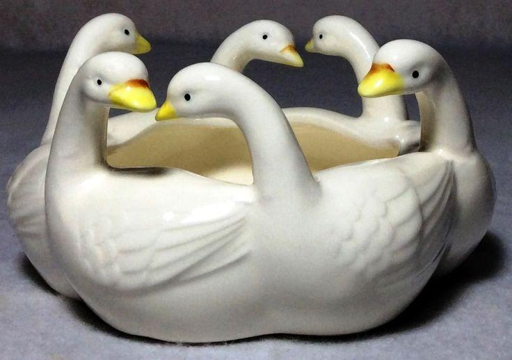 Ron Gordon Designs, Inc Country Geese Collection Ceramic ...