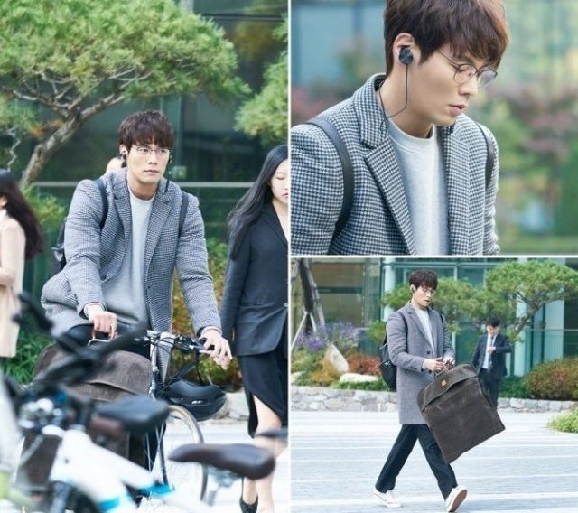 """[Photos] First stills released for office drama """"Jugglers"""""""