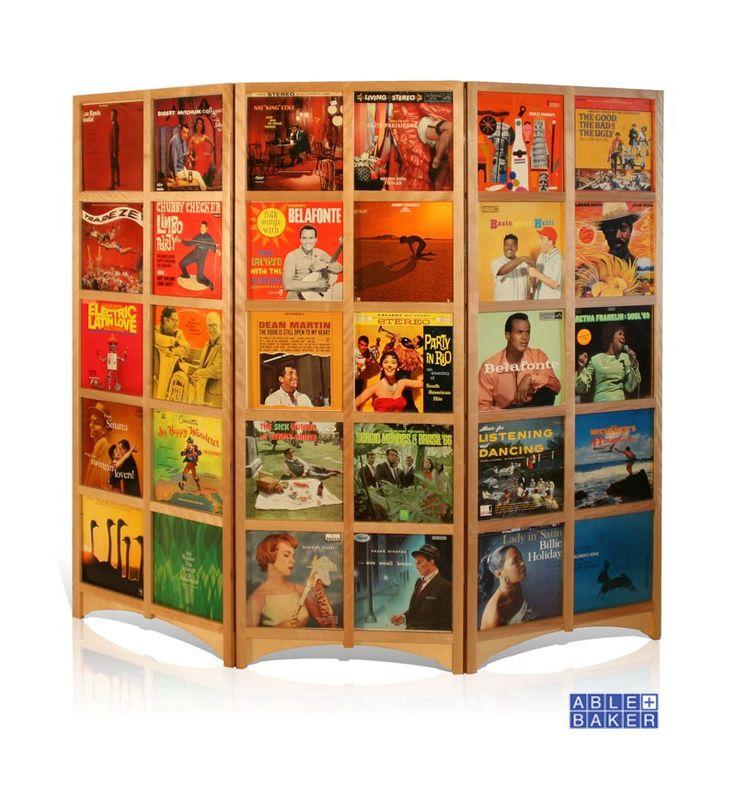 LP Room Divider = picture only/item sold R