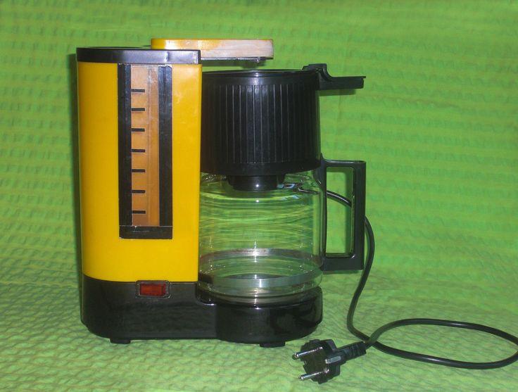 DDR-Kaffeemaschine~Kaffee-Tee-Automat K109~aka electric VEB Elektromechanik Berl
