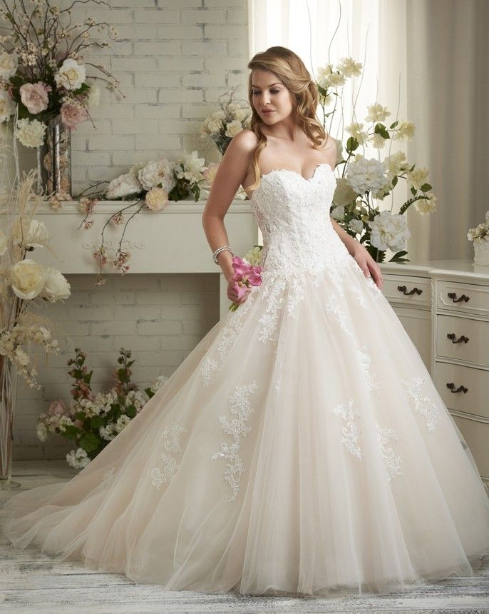 39 best Spring 2015 Collection images on Pinterest | Bonny bridal ...