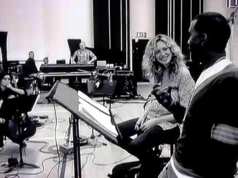 Kanye West Backstage Late Orchestration