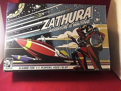 Zathura Board Game Adventure is Waiting 2005 Fairview Complete