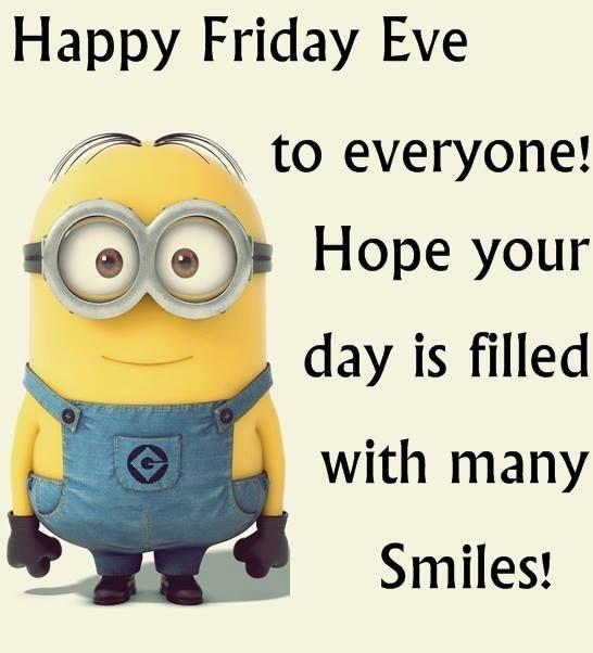 Friday Eve Clipart