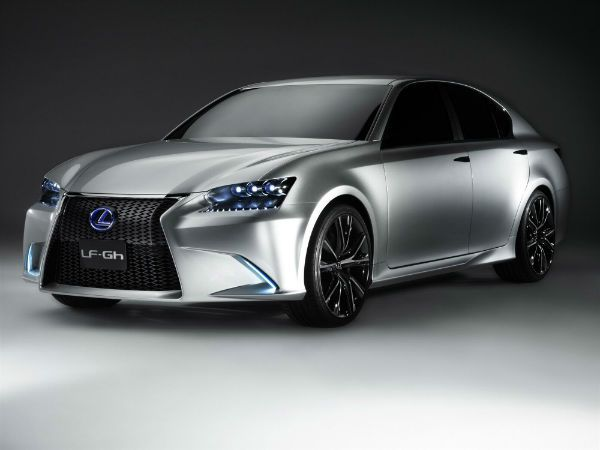 Lexus Gs 2020 Vehicles Car Concept Cars