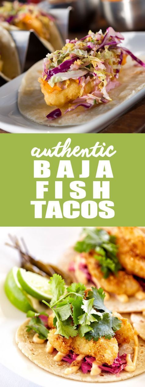 Baja Style Mexican Food Recipes