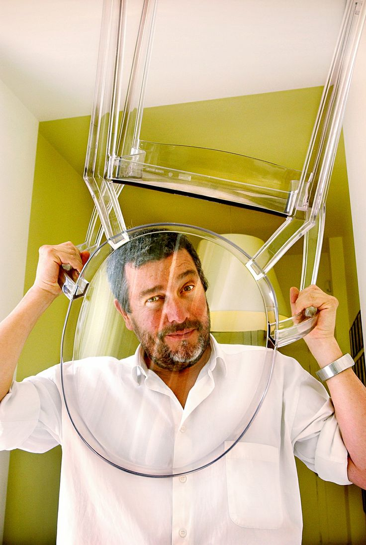 Philippe Starck- by Jimmy Kets