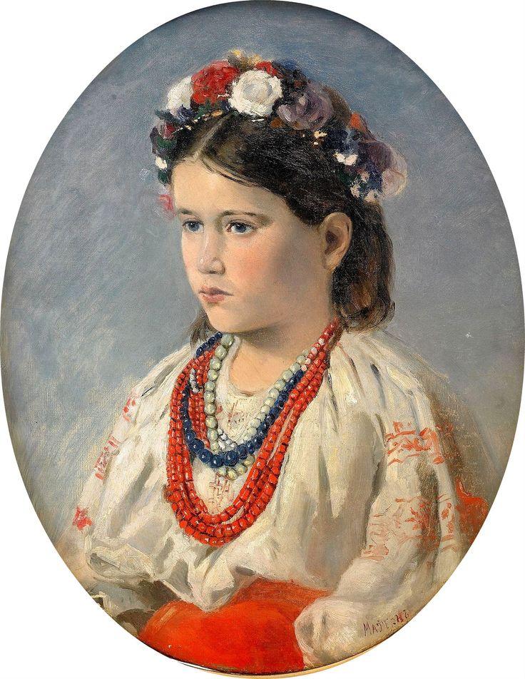Русский народный костюм: шейные украшения. Обсуждение на LiveInternet - Российский Сервис Онлайн-Дневников