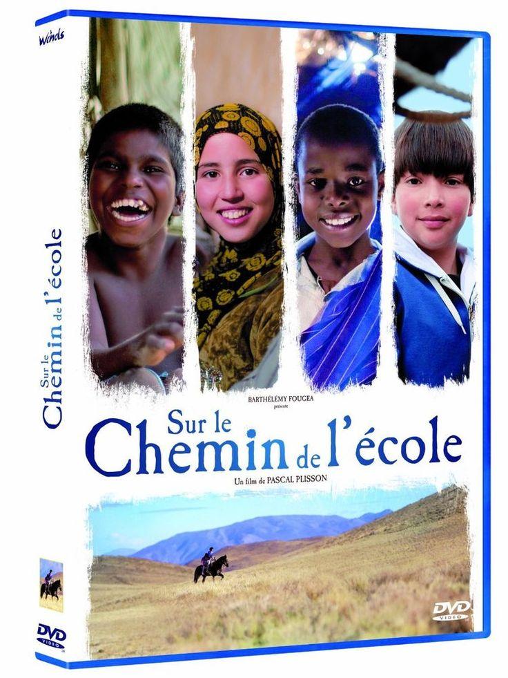 Sur le chemin de l'école  en DVD - NEUF