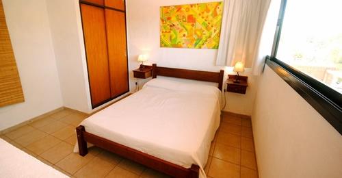 Alojamiento en Villa Carlos Paz, Complejo Aguaribay Apart Cabañas